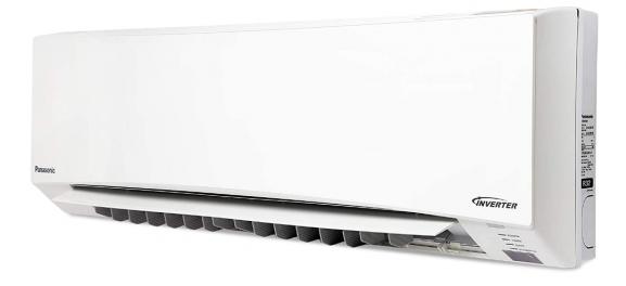 Panasonic 1.5 Ton 5 Star Wi-Fi Twin Cool Inverter Split AC (Copper CS/CU-NU18WKYW White)