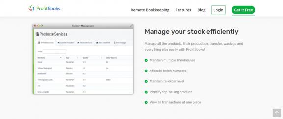 Profitbooks: Accounting Software
