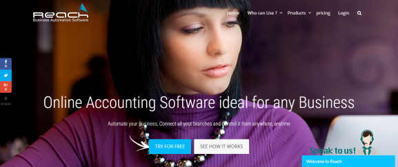 Reach Accountant: Accounting Software