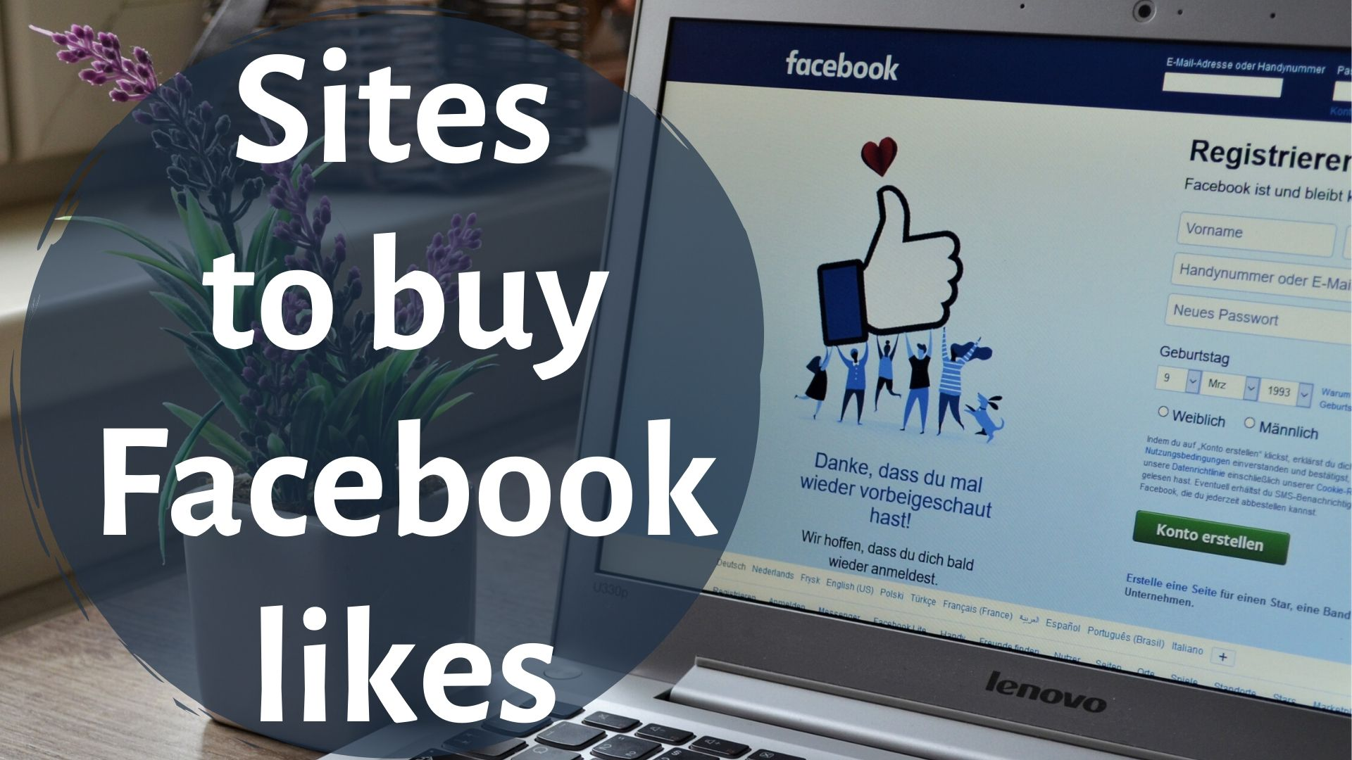 Sites to buy Facebook likes