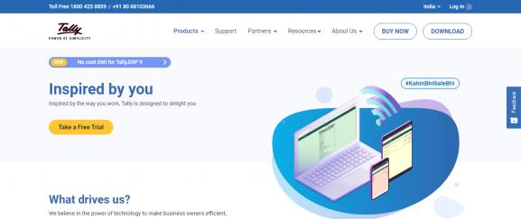 Tally: Accounting Software