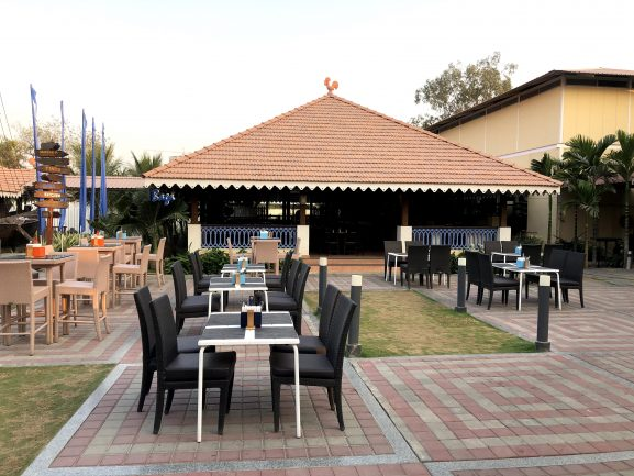 The Fisherman's Wharf: Best Buffet In Hyderabad