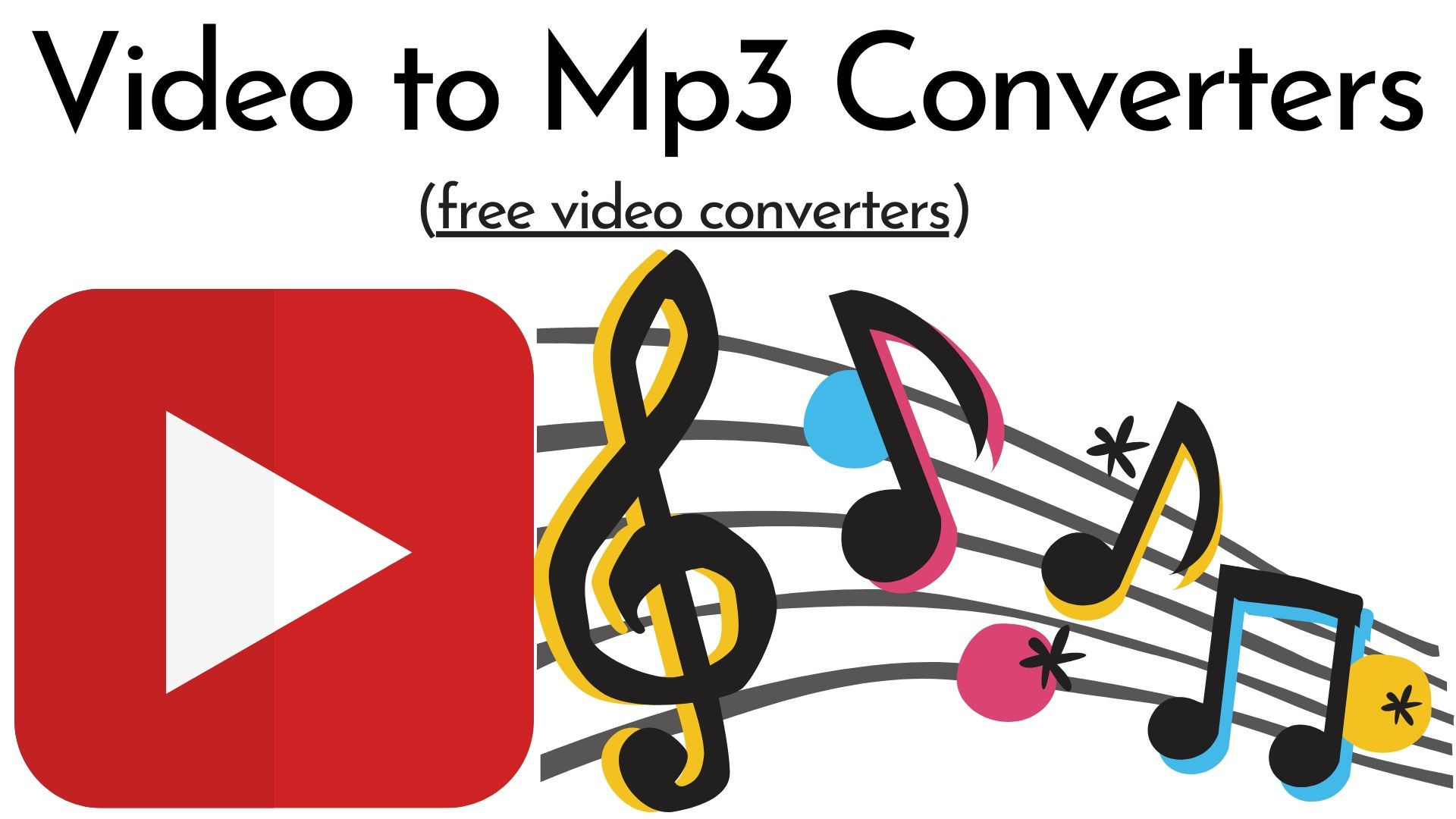Video to Mp3 Convertors