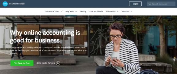 Xero: Accounting Software