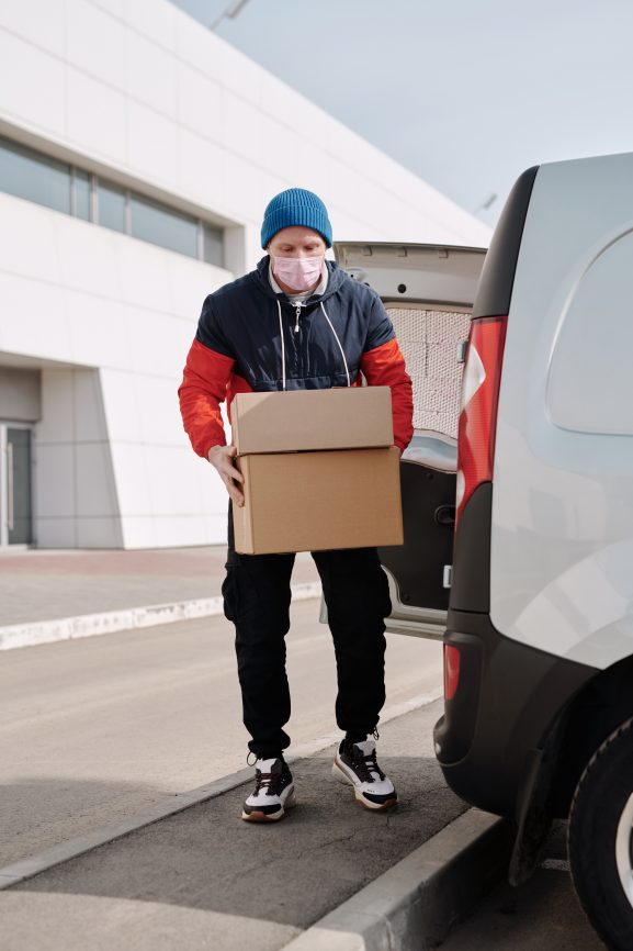 Delivery Job best part time job for students