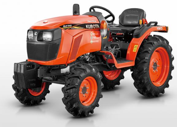 kubota Neostar B 2741 - best kubota tractors