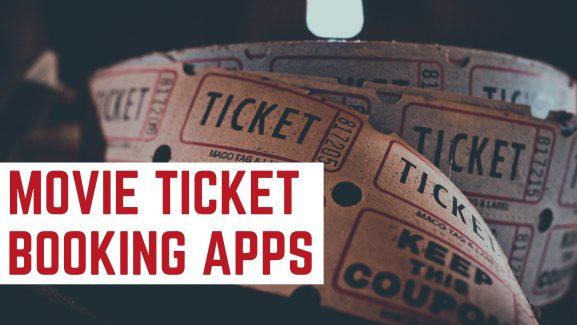 movie ticket booking apps