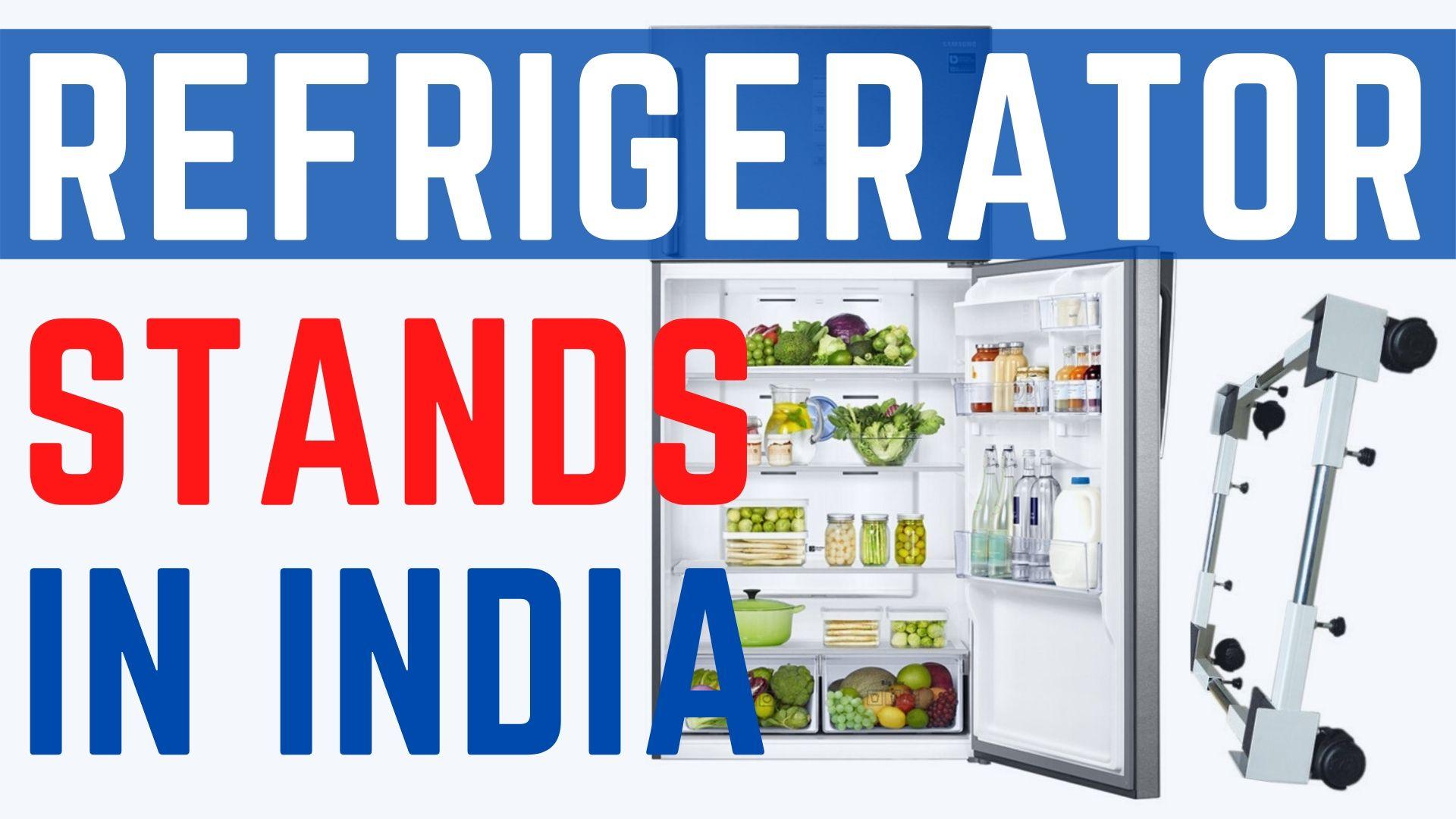 refrigerator: refrigerator stands