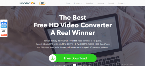 videoconverterfactory - tool for video to mp3