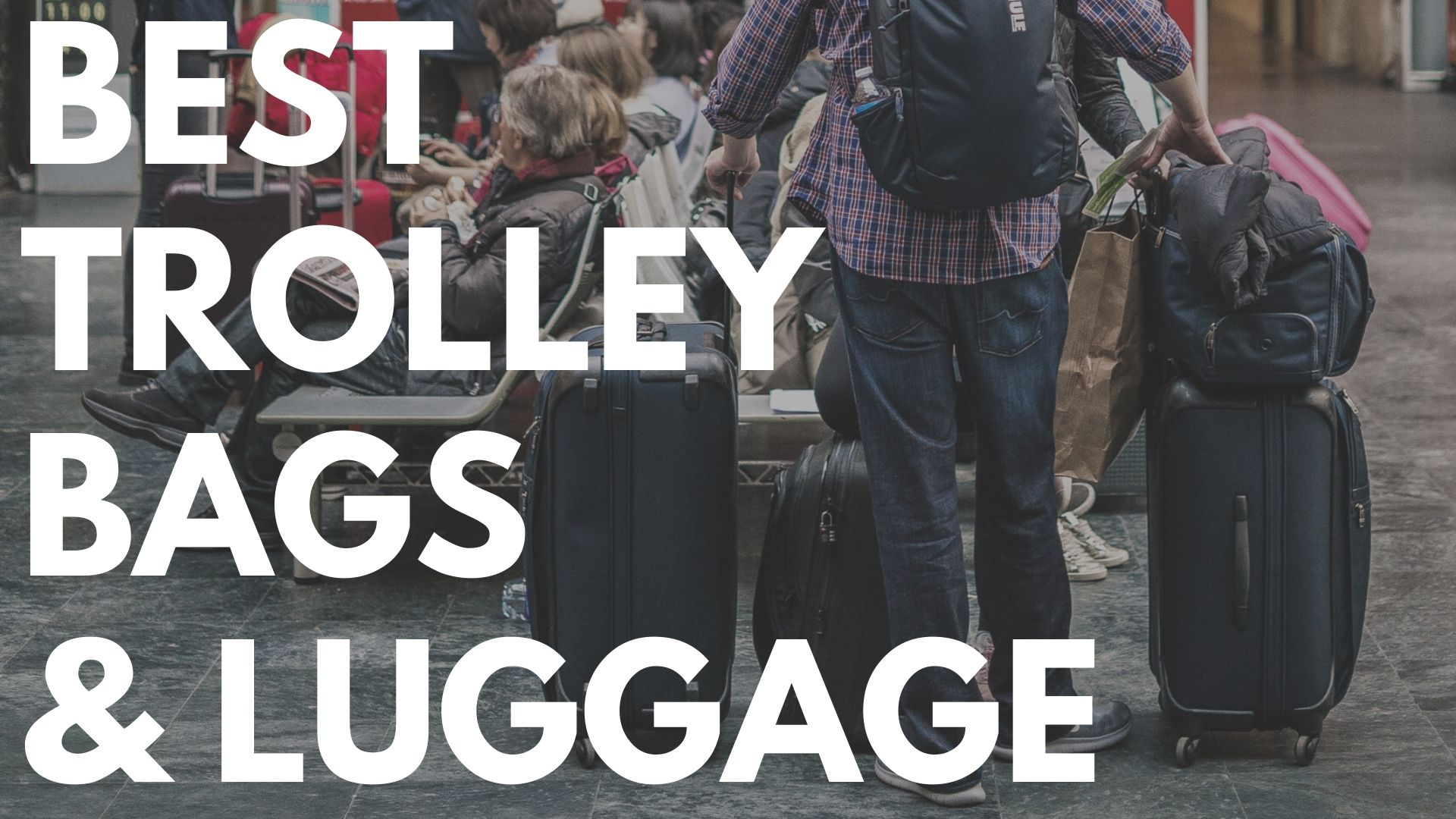 Best Suitcase, Trolley Bags & Luggage
