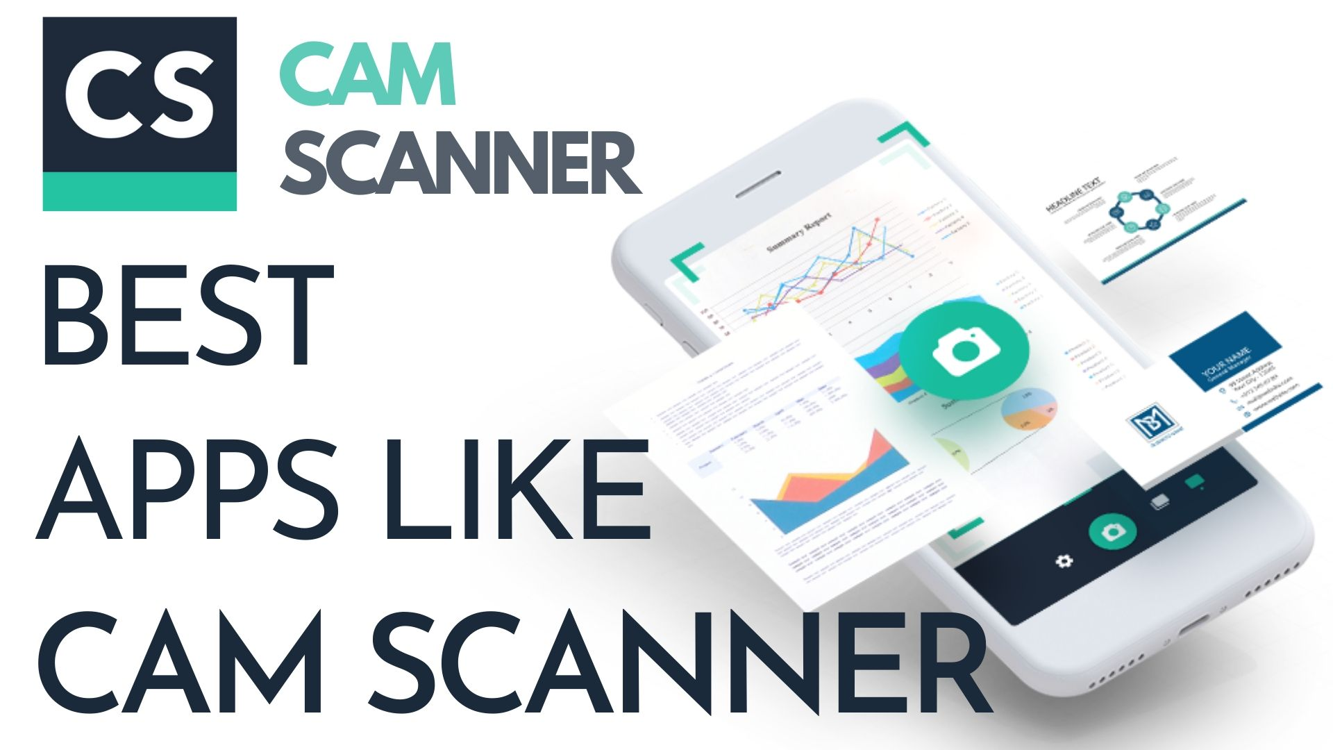 CamScanner - apps like camscanner