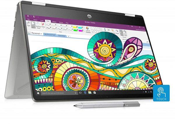 HP Pavilion 360: Best Laptop Under 50,000