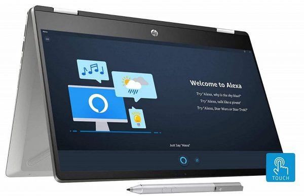 HP Pavilion x360 Core i3 10th Gen: Best Laptop Under 50,000