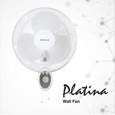 Havells Swing Platina 400mm Wall Fan
