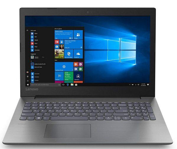 Lenovo Idea pad 330 Intel Celeron 3867U 15.6 inch HD Laptop (4GB RAM 1 TB HDD Windows Home Onyx Black 2.2Kg), 81DE02YMIN: Best Laptop To Buy Under 20000 Rupees