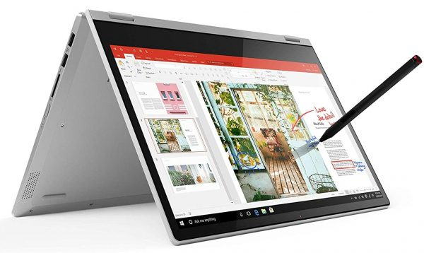 Lenovo Ideapad C340AMD Ryzen 3 3200U 2 in 1: Best Laptop Under 50,000