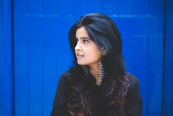 Manvi Gandotra: fashion designer