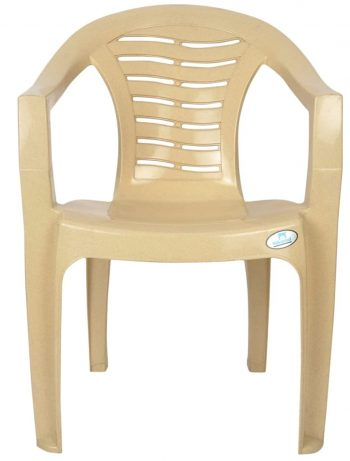 Nilkamal Plastic Premium Armchair: Best Plastic Chair In India