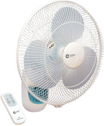 Orient Electric Wall-49 400mm Wall Fan (with Remote)