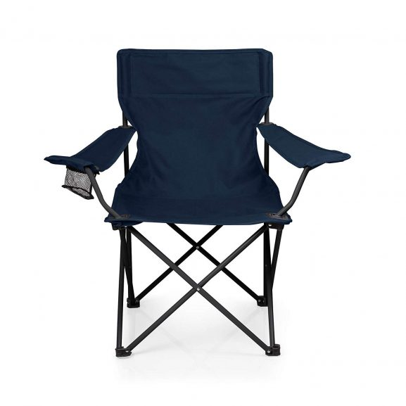 Supreme Mall Satinless Steel Folding Camp Chair - best folding chair
