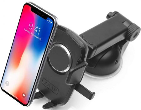 Zaap Quick Touch 3-in-1 Mobile Mount Holder