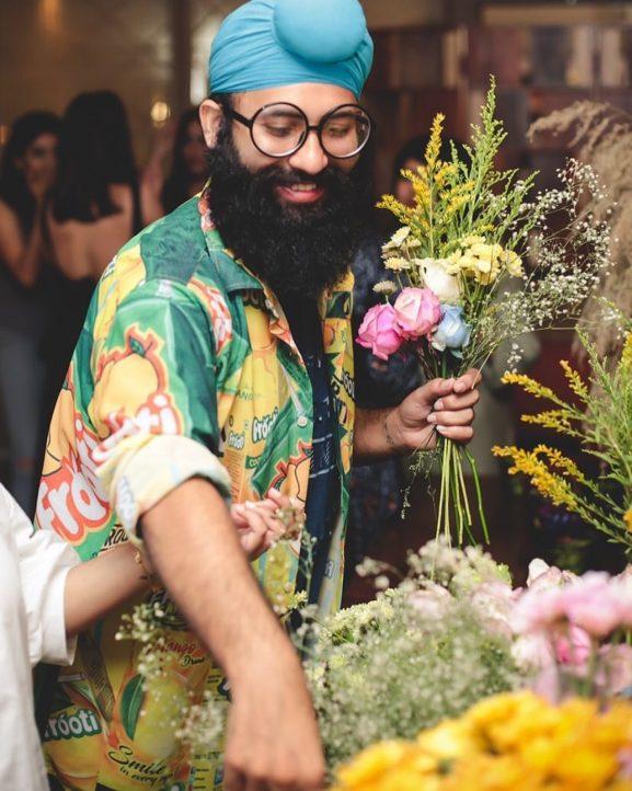 param sahib: fashion designer