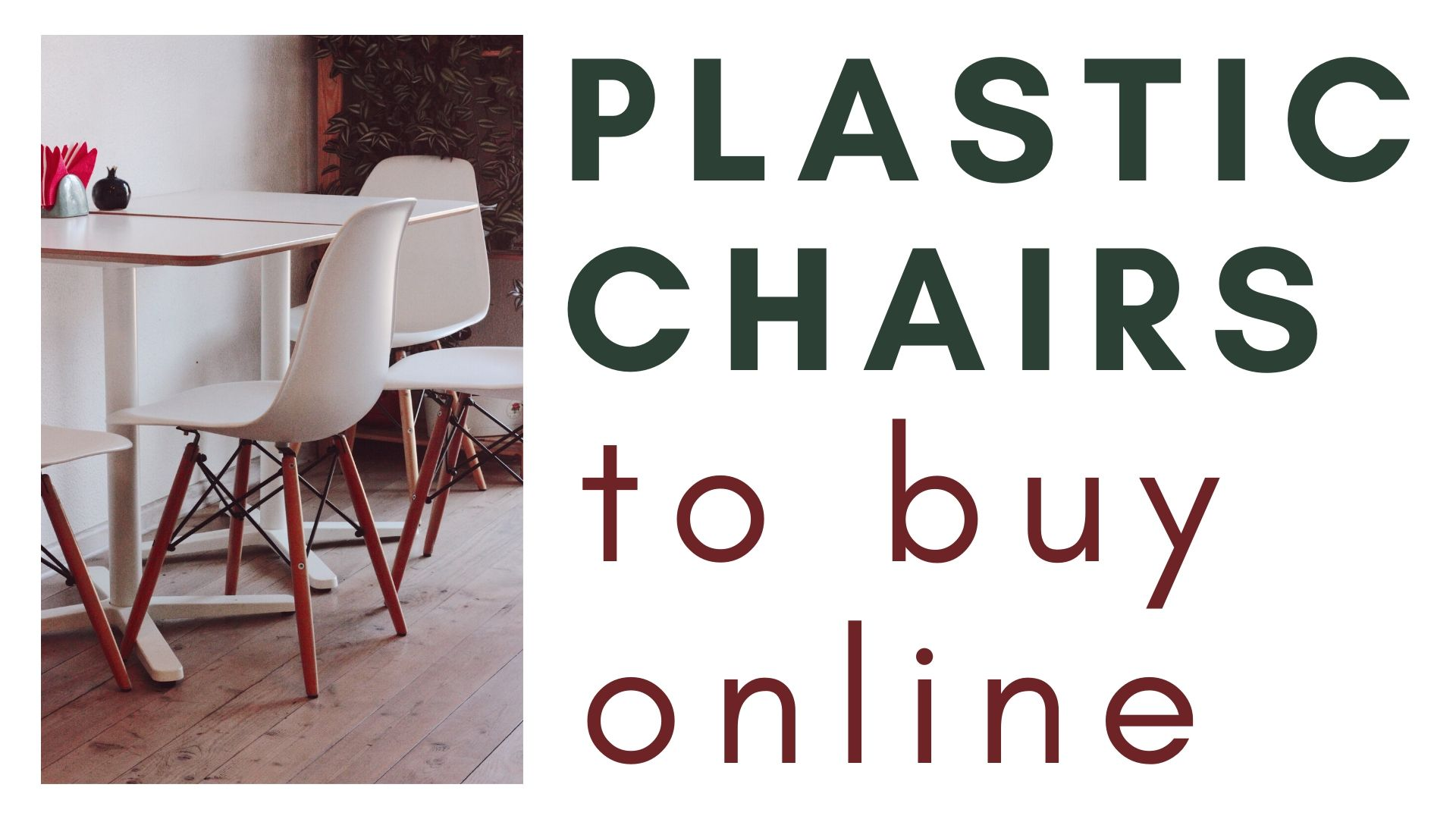 plastic chairs: best plastic chairs to buy in india