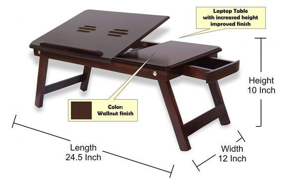 Amaze Shoppee Multi-purpose foldable lap desk: Best Lap Desk