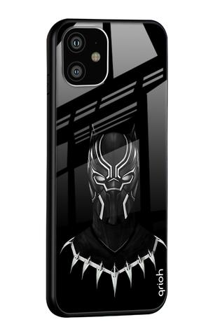Dark Superhero iPhone 11 Cover