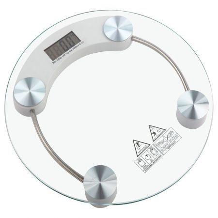 Detek 009 Digital LCD Electronic Weighing Scale: Best Weight Scale Machine In India