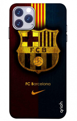 FC Barcelona Back Cover for iPhone 11 Pro Max: Best iPhone 11 Pro Max Cover