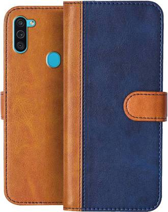 Knotyy Back Cover (Multicolor): best flip flop cover for samsung m11