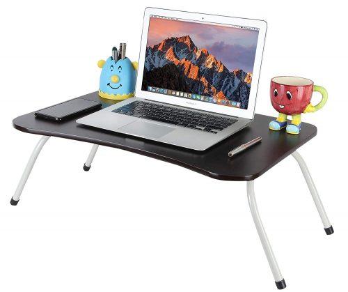 Maverick Multipurpose foldable laptop table: Best Lap Desk