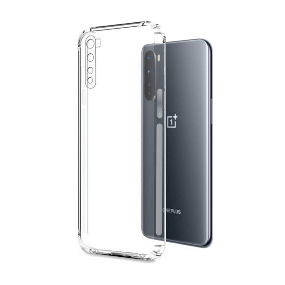OnePlus Nord Transparent Case