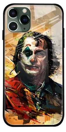 Psycho Villain Glass Cover for Apple iPhone 11 Pro- Best iPhone 11 Pro Cover
