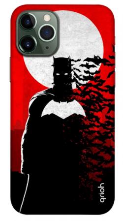 Qrioh Supreme Bat Case for iPhone 11 pro max: Best iPhone 11 Pro Max Cover