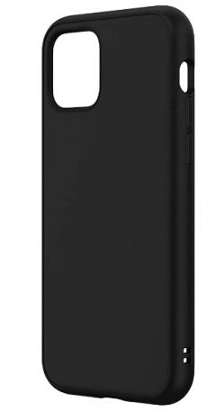 RhinoShield Cover for iPhone 11 Pro [SolidSuit] | Shock Absorbent Slim Design Protective Case - (Classic Black): Best iPhone 11 Pro Cover