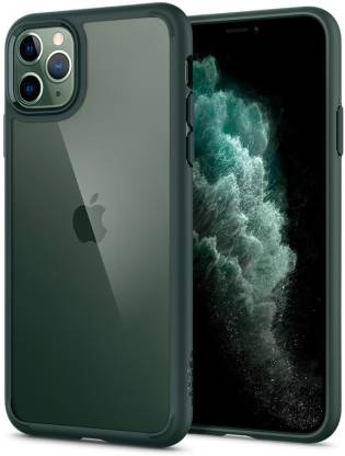 Spigen Case for iPhone 11 Pro Max (Green, Shock Proof): Best iPhone 11 Pro Max Cover