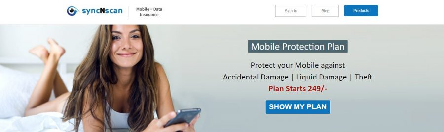 SyncNscan mobile insurance: Best Mobile Phone Insurance Company