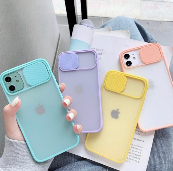 Trenx Exclusive Shutter Case Cover for iPhone 11