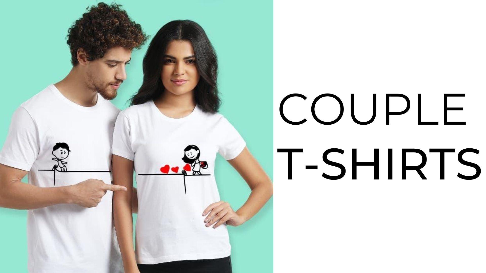couple t shirts