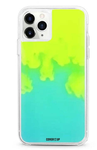 iPhone 11 Pro Neon Sand Glow Mobile Cover: Best iPhone 11 Pro Cover