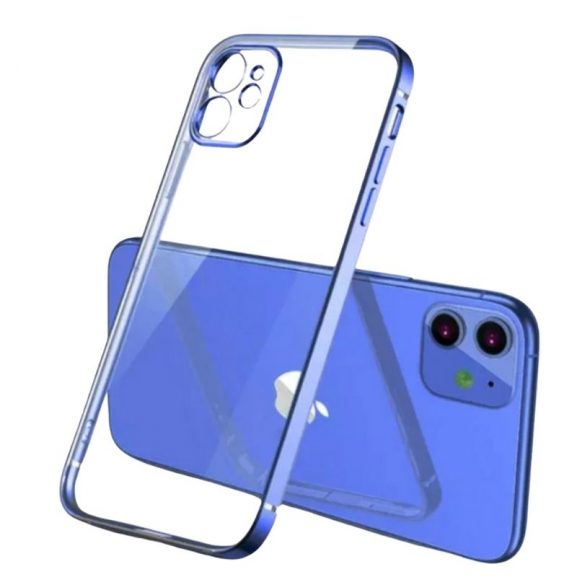 TRENX Square Border Case For iPhone X/XS