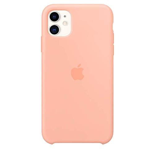 iPhone X Premium Silicone Cases (Grapefruit)