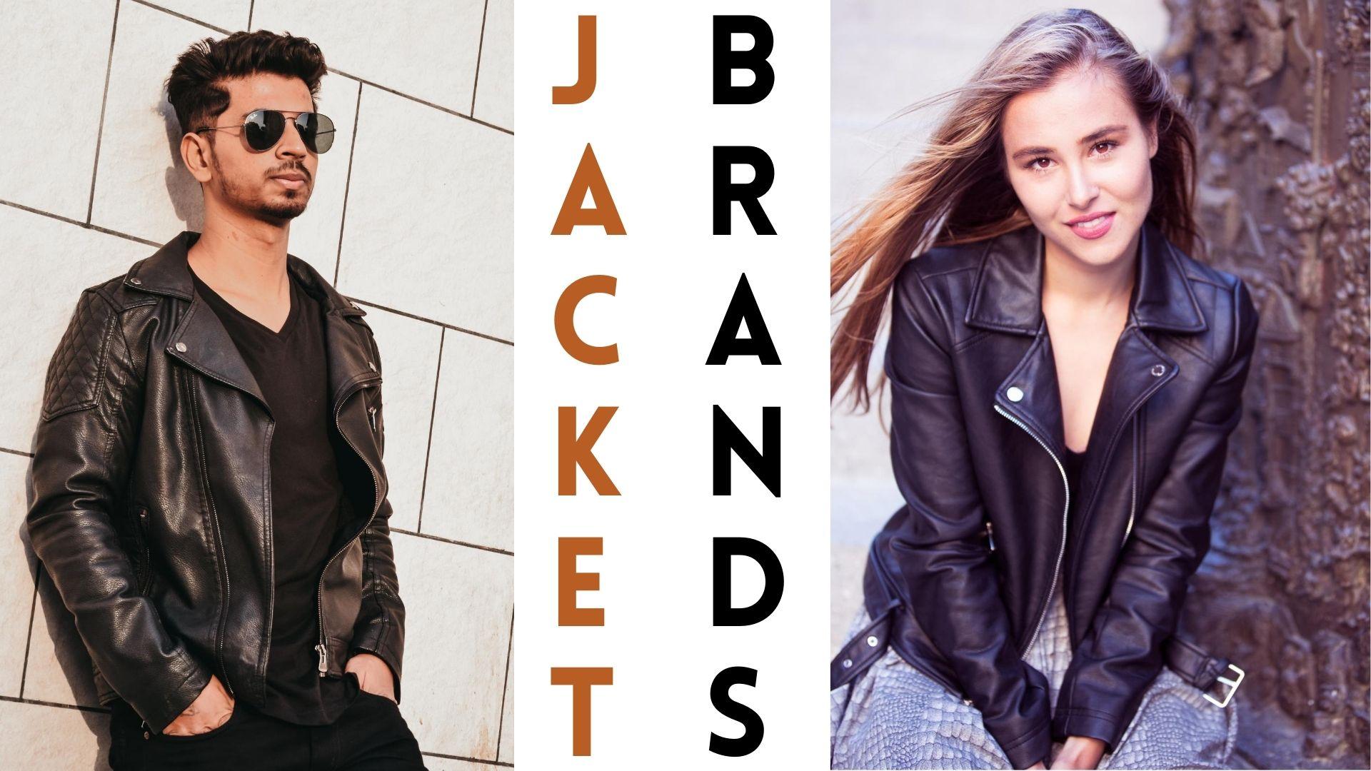 jacket brands