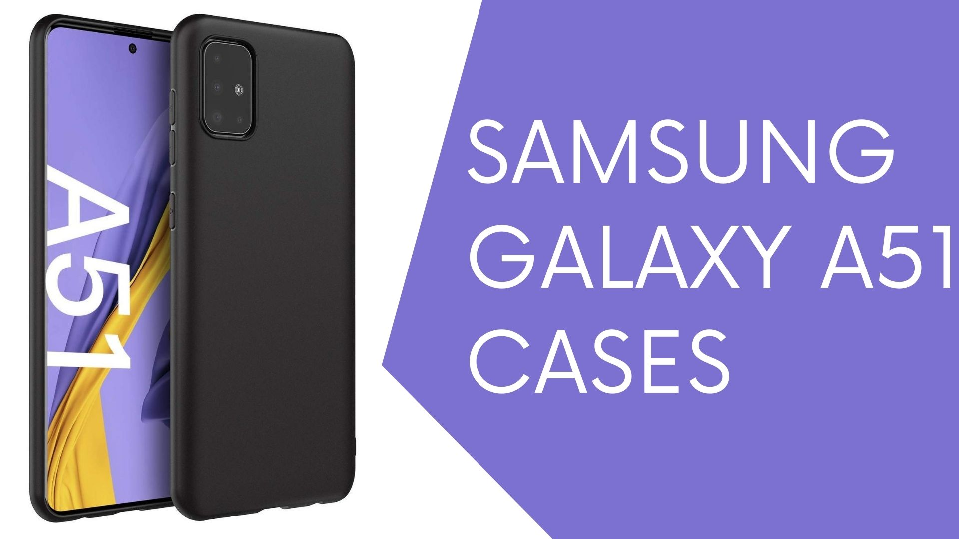 samsung galaxy a51 Covers