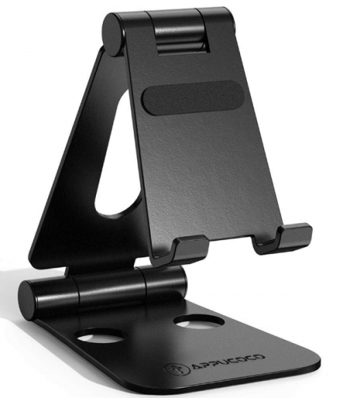 APPUCOCO Aluminium Adjustable Foldable Mobile Phone Stand Holder: Best Tablet Stand