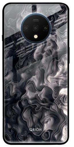 Cryptic Smoke Glass Case for OnePlus 7T: Best OnePlus 7T Cover