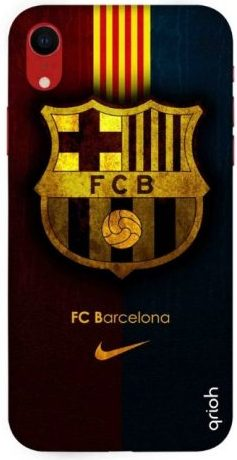FC Barcelona Case: iPhone Xr Cover