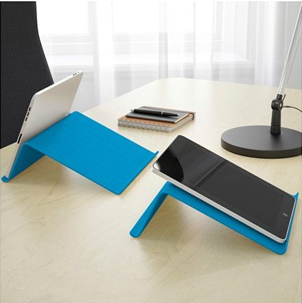 Ikea ISBERGET Comfortable and Adjustable Tablet Stand: Best Tablet Stand